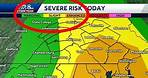 Central Pa. Weather: Storm Prediction Center increases threat for severe weather today