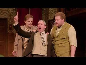 The Play That Goes Wrong Is The Funniest Thing You Will See This Year