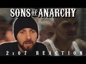 REACTION ► Sons Of Anarchy ► 2x07 - Gilead