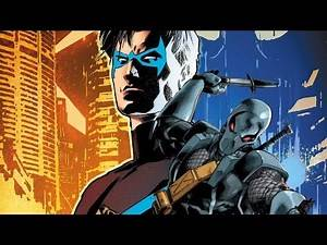Grant Wilson for the Nightwing solo movie?!