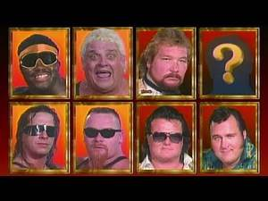 WWF Survivor Series 1990 | The Dream Team Vs. The Million $ Team #2