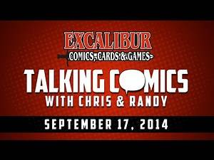 Talking Comics for 09.17.14 - George Perez Sirens #1, Oddly Normal #1, Future's End, & More!