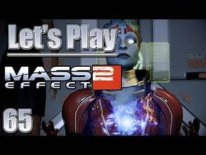 Let's Play Mass Effect 2, Blind - [Ep 65] Samara Fights Morinth, the Ardat-Yakshi | Commentary