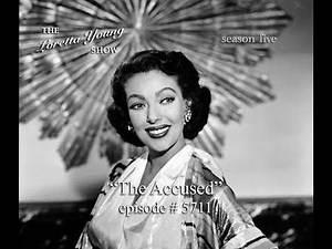 "The Loretta Young Show - S5 E6 - ""The Accused"""