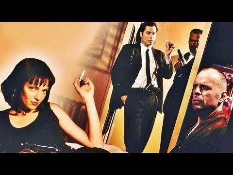 Pulp Fiction movie 1994| Trailer| John Travolta, Uma Thurman, Samuel L. Jackson