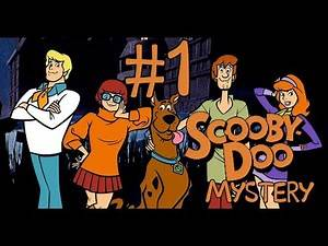 Scooby Doo Mystery Episode 1: DON'T GET SPOOKED!