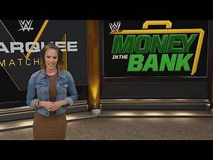 WWE Marquee Matches: 2011 Money in the Bank SmackDown Ladder Match (WWE Network Intro)