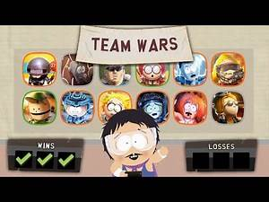 Team Wars #33 | South Park Phone Destroyer