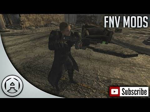 Fallout New Vegas Mods: Advanced Recon Stealth Armor