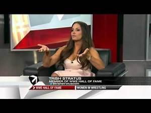 Trish Stratus on Off The Record (Apr 2013)