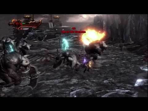 God of War 3 Challenge of Exile Switch Blade