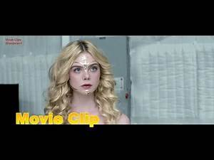 The Neon Demon (2016) - (4/7) - The Top Model's first professional photography 2. - Movie Clip