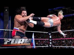 32 dropkicks that will knock your teeth out: WWE Fury, May 24, 2015