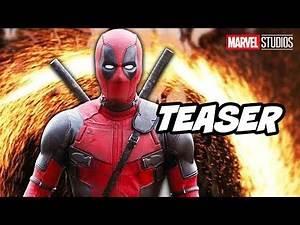 Deadpool 3 Teaser Trailer Marvel Robot Chicken and Green Lantern Easter Eggs Breakdown