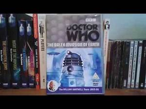 DVD Review: Doctor Who The Dalek Invasion Of Earth