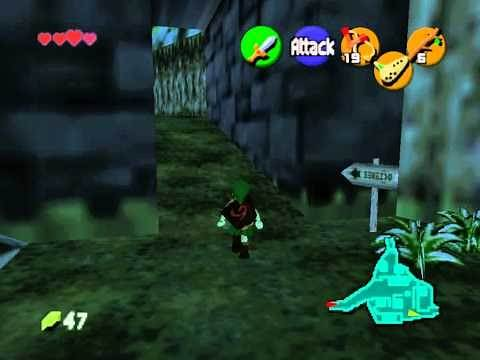 How To Get The Hylian Shield For Free|Legend Of Zelda Ocarina Of Time