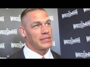 John Cena Interview: On NXT, working Brock Lesnar, dream matches & WrestleMania 32