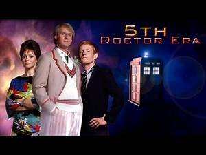 DOCTOR WHO: Peter Davison Era (1982-84) TRAILER