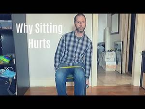 Why Sitting Hurts. A Postural Restoration Perspective