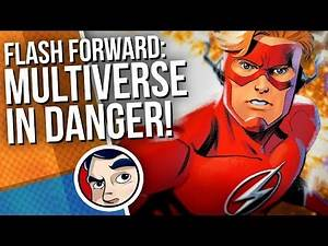 """Flash Forward """"Wally West's Fate & President Superman"""" - Complete Story 