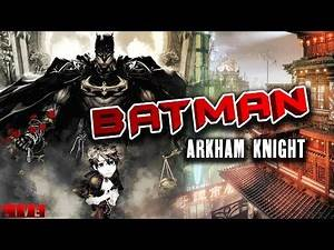Batman Arkham Knight Gameplay 2 PS4 Pro 1080p 60fps THIS IS KNIGHTMARE MODE FML!?