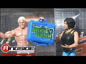 Dolph Ziggler & Vickie Guerrero WWE Battle Packs 22 Toy Wrestling Figures - RSC Figure Insider