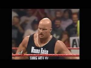 Stone Cold Steve Austin | one of the loudest pop ever!