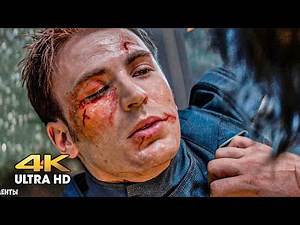 Captain America tells the Winter Soldier who he was. Bucky saves Steve. Final battle