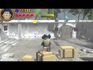 [3DS] LEGO Pirates of the Caribbean: The Video Game - interview.