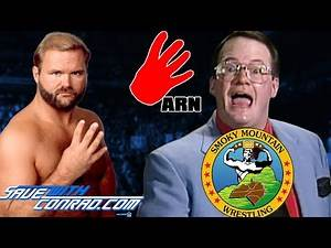 Arn Anderson shoots on working with Jim Cornette in Smokey Mountain Wrestling