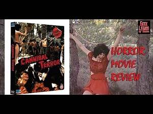 CANNIBAL TERROR ( 1980 Silvia Solar ) Horror Movie Review 88 Films Release