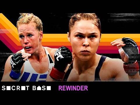One of the most shocking finishes in UFC history deserves a deep rewind   Rousey vs Holm, UFC 193