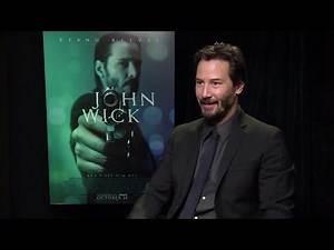 Keanu Reeves - John Wick Interview HD