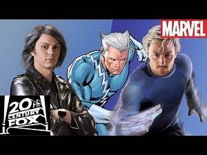 Das Problem mit Quicksilver in Marvel - Film-Theorien