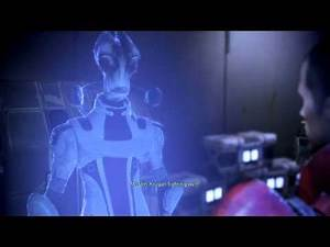 Mass Effect 3 Mordin Solus's final conversation