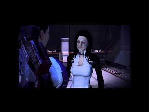 Mass Effect 3 Saving Miranda