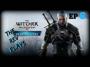 The Witcher 3: Hearts Of Stone - EP6 - Rose On A Red Field (PC PS4 Xbox One)