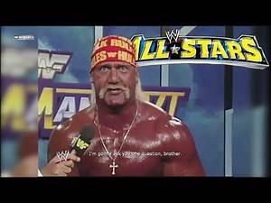 Hulk Hogan vs John Cena - Dream Match Promo