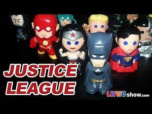 Justice League Forever Evil Chibis 3 Pack Blind Bag Batman Superman Ep 38