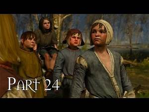 The Witcher 3 Walkthrough Part 24: Orphans of Crookback Bog (Xbox One Gameplay)