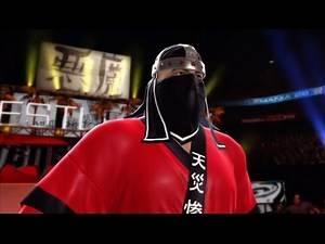 WWE '13 DLC: Tensai (Entrance, Match & Winning Celebration)