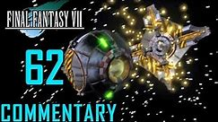 Final Fantasy VII Walkthrough Part 62 - Meteor Showdown In Outer Space