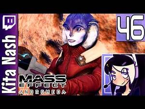 Mass Effect Andromeda Livestream: SCAN THE CORPSES |Part 46| Biotic Female Ryder Gameplay