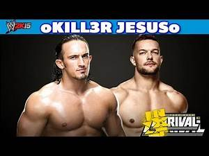 Adrian Neville vs Finn Balor Full Match WWE NXT Takeover Rival Feb 11 2015 I WWE 2K15 PS4 XBOX ONE