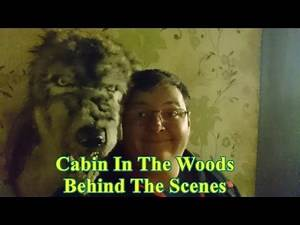 Cabin In The Woods Behind The Scenes Thorpe Park Fright Nights 2016 | Theme Park | SJBBVideos