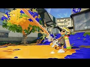 Refurbished Mini Splatling Montage - Splatoon (スプラトゥーン) for Wii U