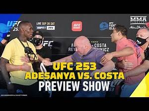 UFC 253 Preview Show - MMA Fighting