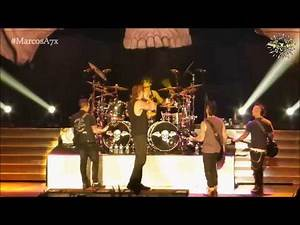 Avenged Sevenfold Live Unholy Confessions DeathBat Stage 2013
