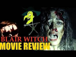 BLAIR WITCH (2016) - Movie Review