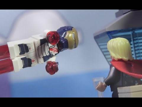 Marvel: Attack on Avengers Tower - LEGO The Build Zone - Episode 12